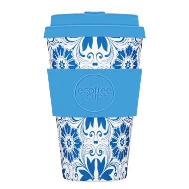 ЭКО-КРУЖКА ECOFFEE CUP Delft Touch 0.4Л